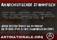 anarchistischer Stammtisch